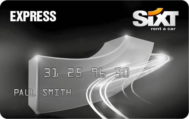Sixt Express Card